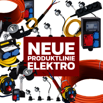 Neue Produkte ELEKTRO